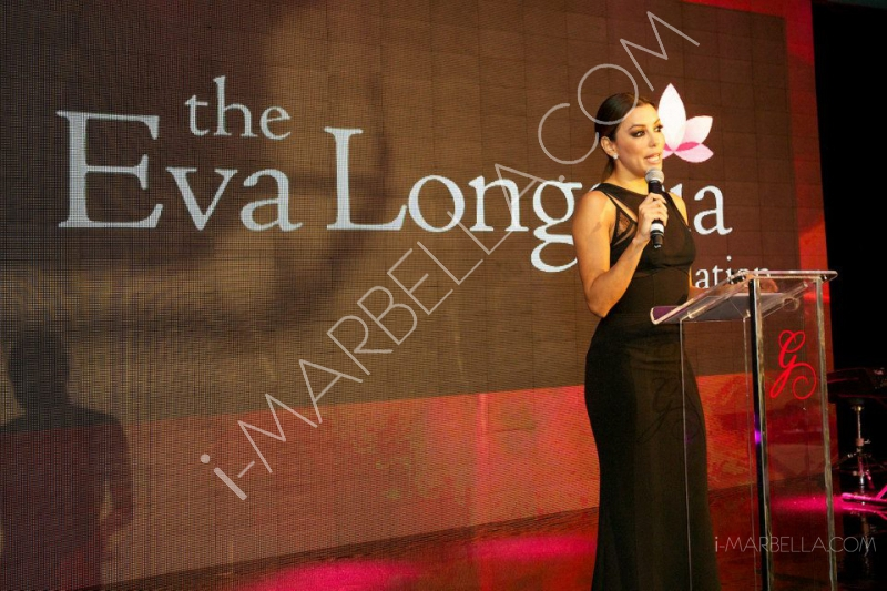 Global Gift Gala with Eva Longoria & Victoria Beckham in London