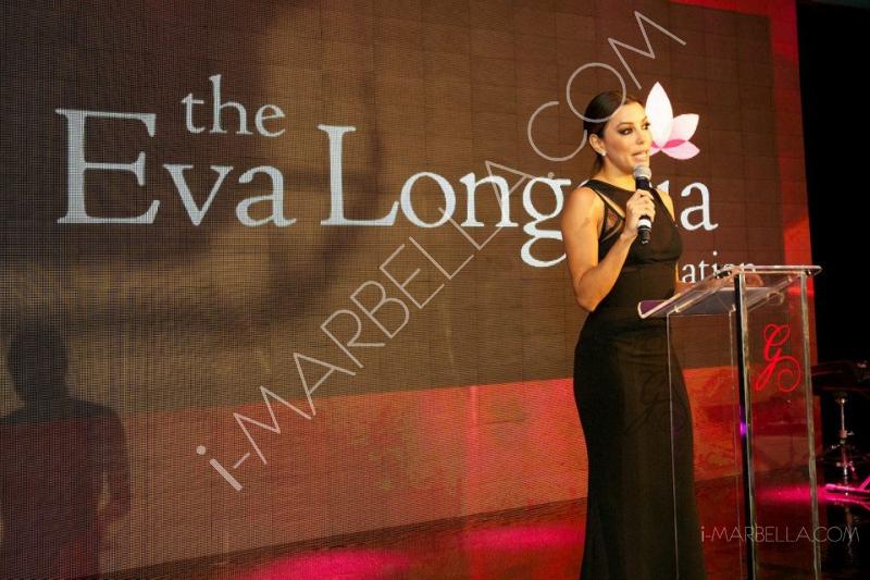 Global Gift Gala with Eva Longoria & Victoria Beckham in London
