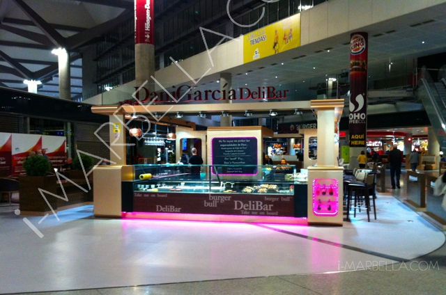 Dani García Deli Bar Opened in Malaga Airport