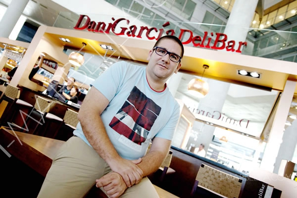 Dani García Deli Bar Opened in Malaga Airport