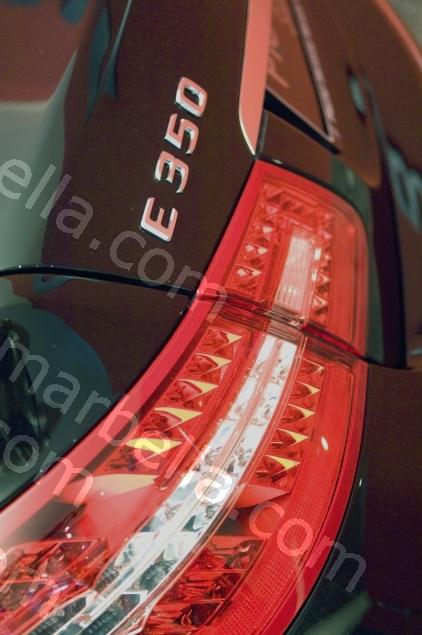 Fischer Car Group present new Mercedes E Class, San Pedro, Marbella