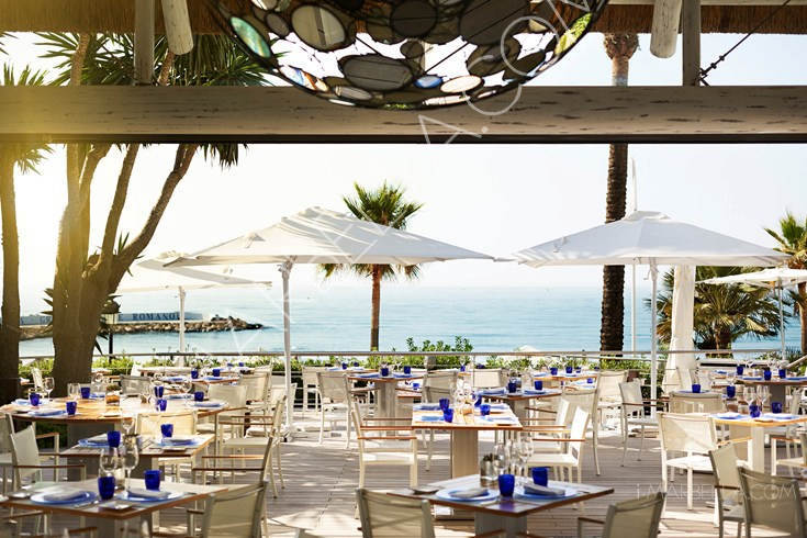 First Gastronomic Event with Dani García in Sea Grill