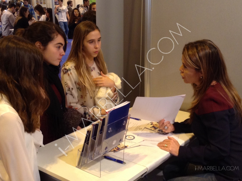 The American College Attends Spain's Education Week in Madrid