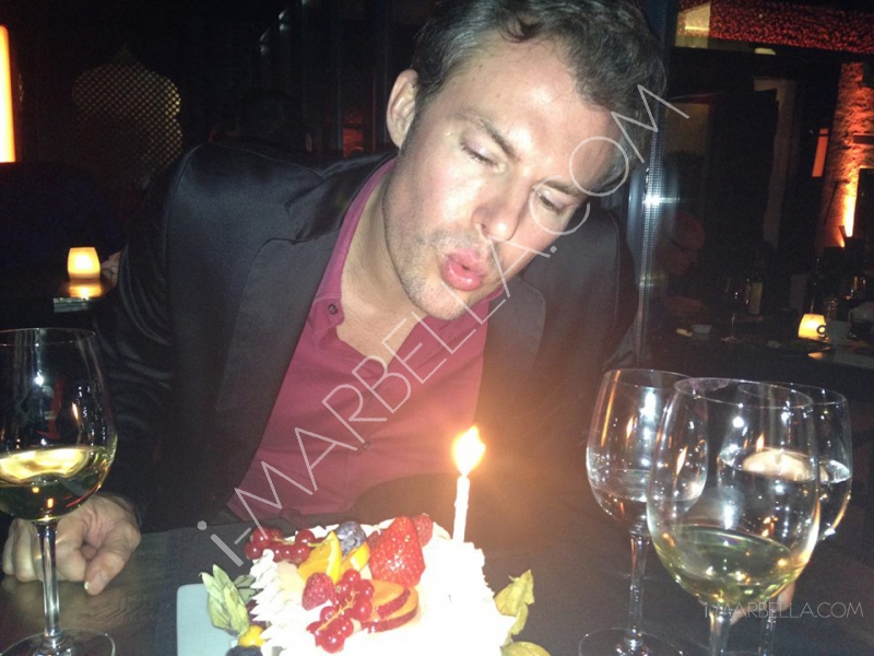 How Did Dr. Kai Kaye from Ocean Clinic Celebrate His Birthday?