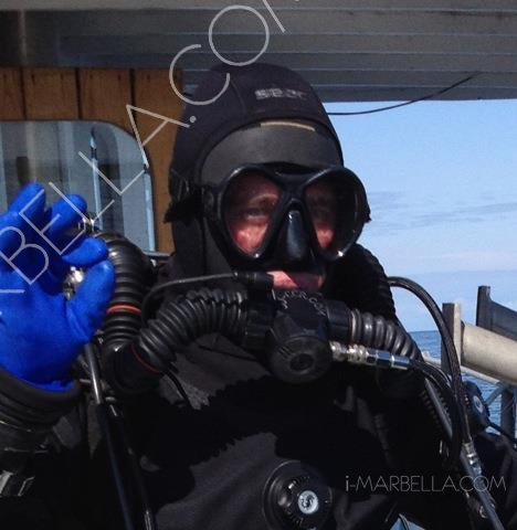 Diving in the Baltic Sea with Tanel Urm