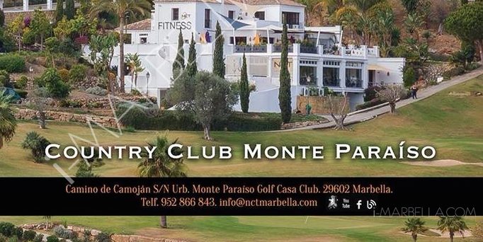 Outdoor Spinning Masterclass in Monte Paraiso Country Club