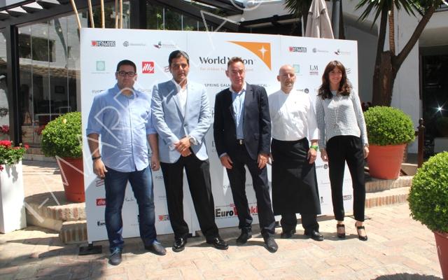 World Vision Gala Press Conference in Hotel Puente Romano