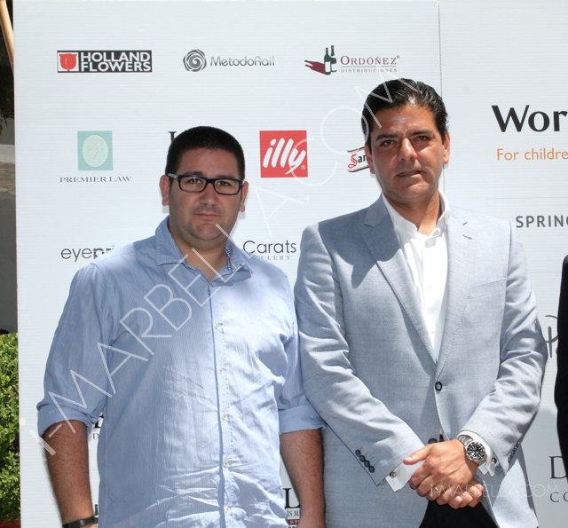 World Vision Gala Press Conference in Hotel Puente Romano