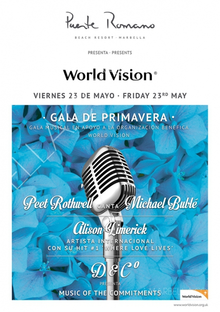 World Vision Charity Gala @ Hotel Puente Romano