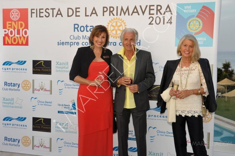 Rotary Club Marbella Spring Charity Dinner