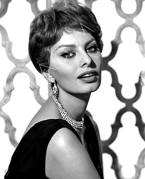 Film star Sophia Loren's highest flat in Spain up for sale