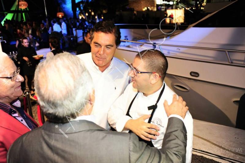 Cocktail dinner with Salvatore Ferragamo and La Zagaleta