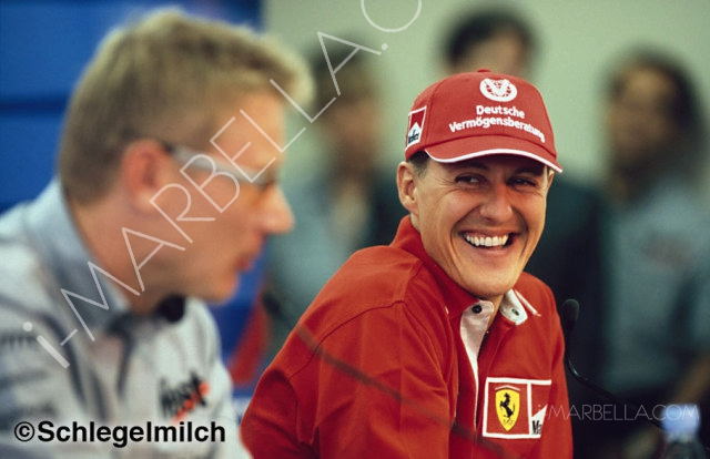 Michael Schumacher out of coma and leaves hospital after ski accident