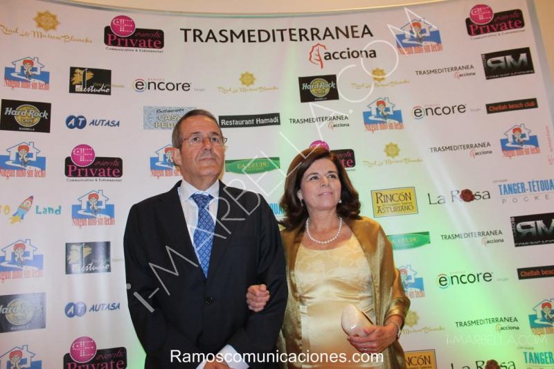 Gala: Ningún Niño Sin Techo, Tánger