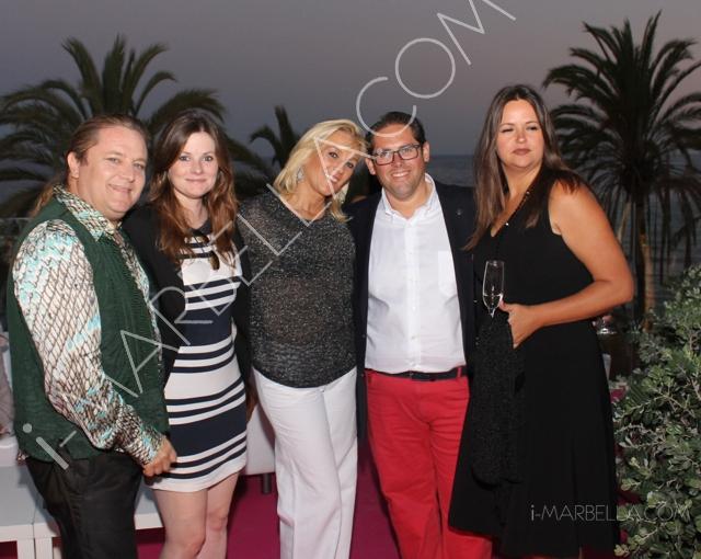 Theresa Bernabe TV 9th Anniversary in Gran Melia Don Pepe Vol.1