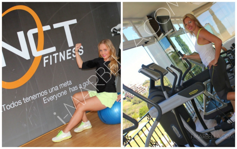 NCT Gym in Monte Paraiso Country Club