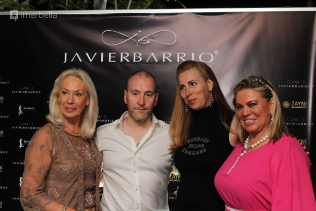 Fashion, Food & Solidarity: Javier Barrio Fashion Show in Zayni