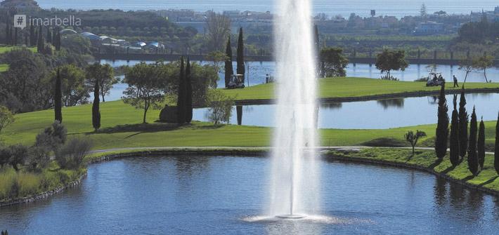 Gareth Bale Played Golf in Flamingos Golf, Villa Padierna