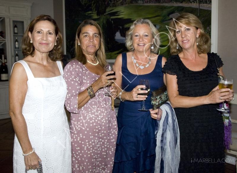 GALLERY:Fabio Capello Charity Gala Dinner at La Quinta Golf Club, Marbella