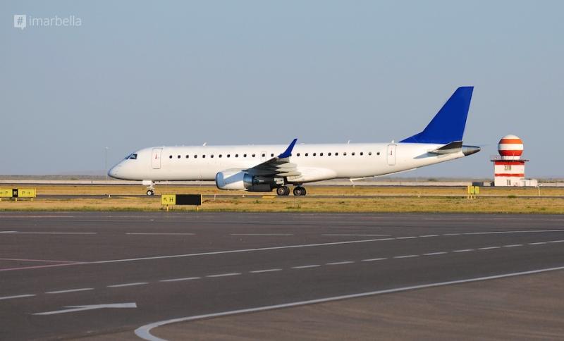 Malaga airport opens second runway