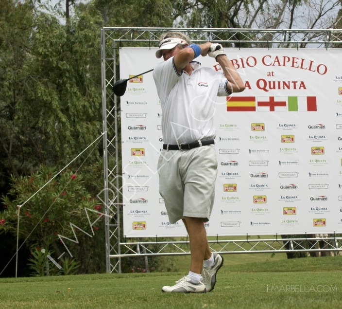 GALLERY:The Fabio Capello Charity Golf Tournament at La Quinta