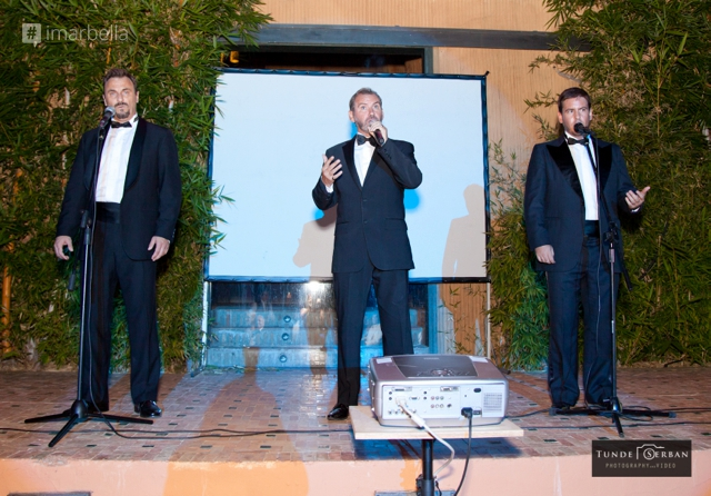 The Book of 100 Most Beautiful Businesswoman in the World Gala in Marbella