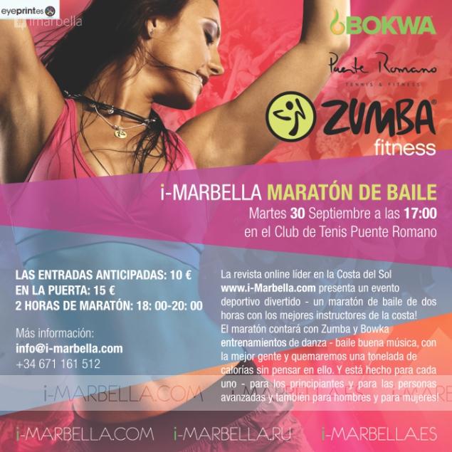 i-Marbella September 2014 Events Guide