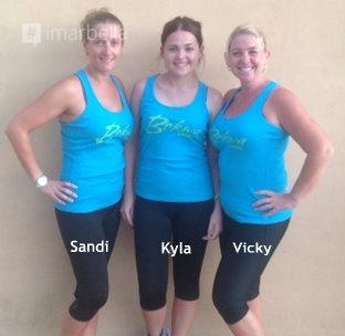 i-Marbella Dance Marathon Bowka Instructor Sandi Murphy