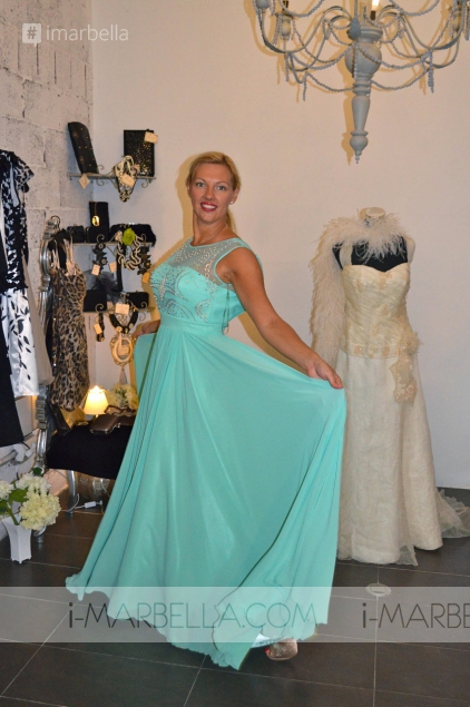 Annika Urm Dresses Style by Bailly, Summer 2014
