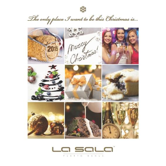 Christmas Day Parties @ La Sala