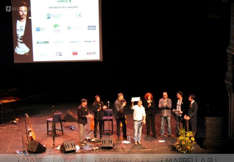 David de María Charity Concert for Cudeca