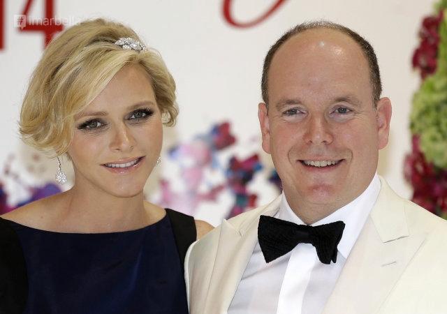 Twins for Princess Charlene of Monaco