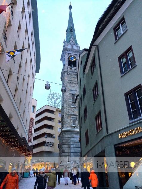 Annika Urm Column: St. Moritz, Switzerland