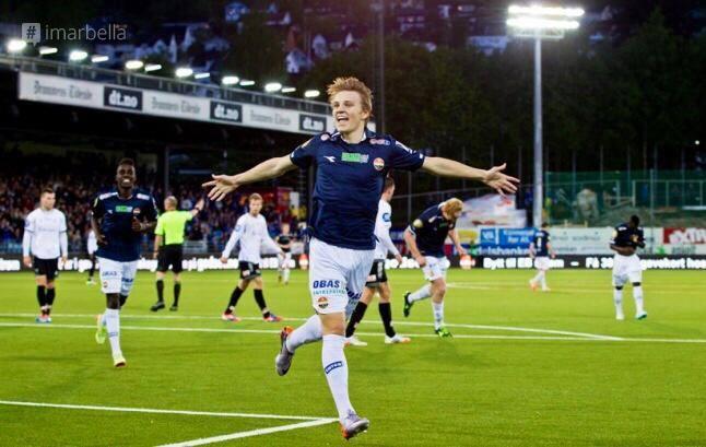 Real Madrid Sign Norway Prodigy Ødegaard