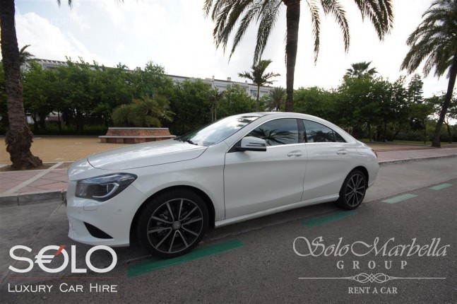 SOLO Luxury Car Hire in Marbella