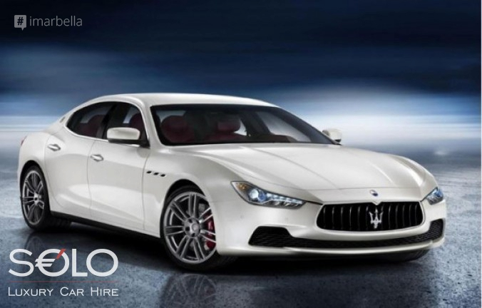 SOLO Luxury Car Hire: New Cars