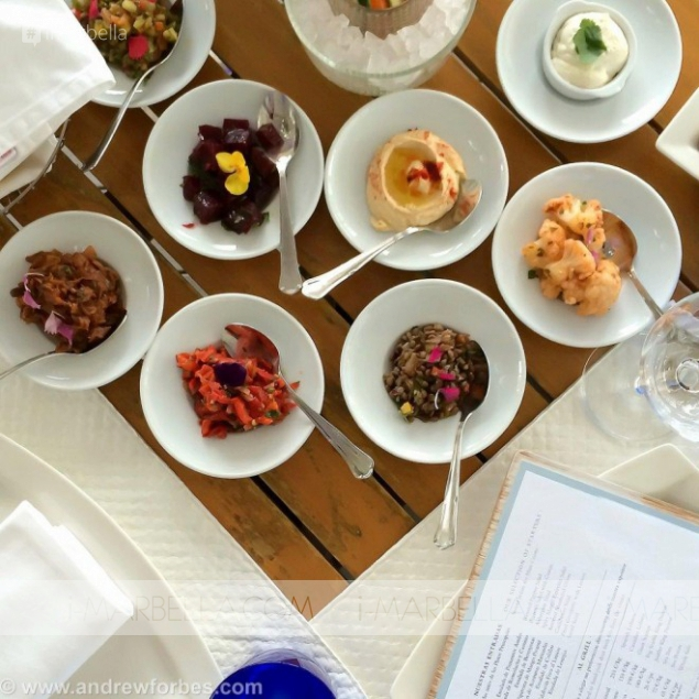 A Review of Sea Grill Restaurant by Andrew Forbes