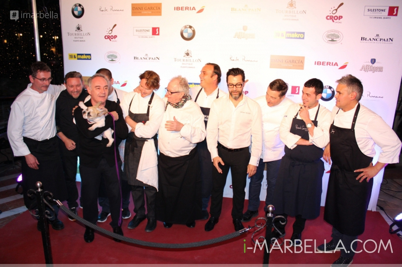 Michelin Star Chefs at Puente Romano Beach Resort