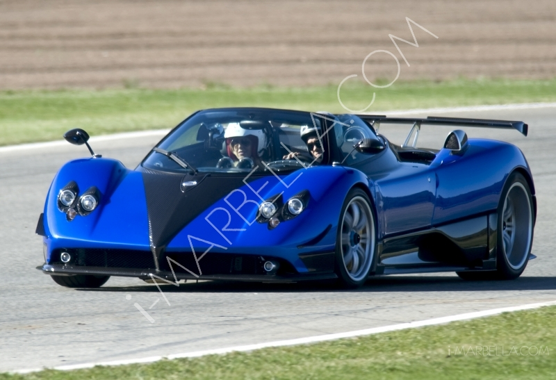 Pagani Zonda Fest at Guarnieri and Ascari