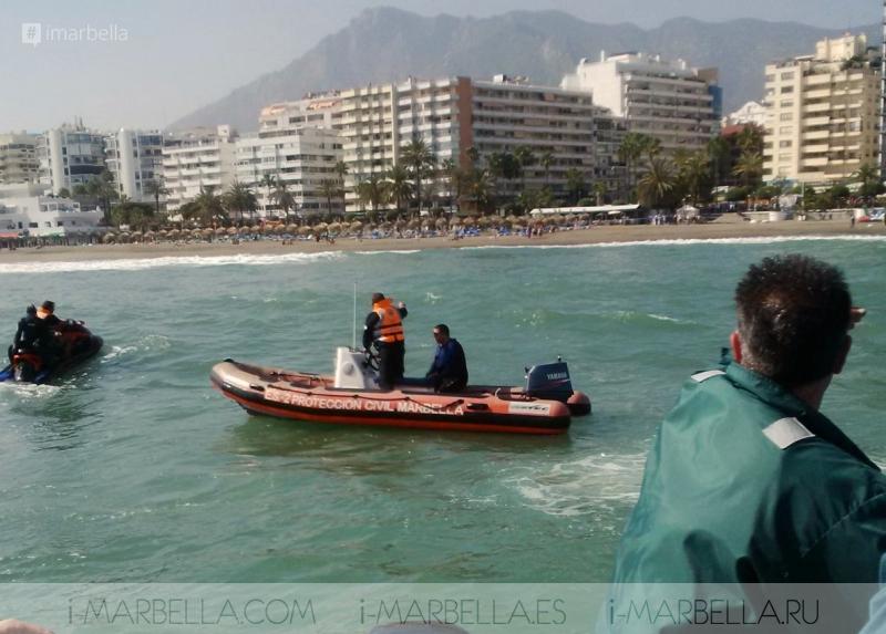 A Day at the Beach Gone Tragic in Marbella