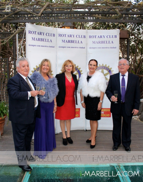 Rotary Club Marbella Gala at La Meridiana