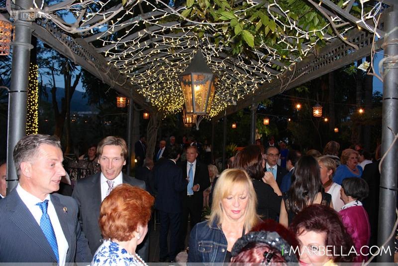 Rotary Club Marbella Gala at La Meridiana