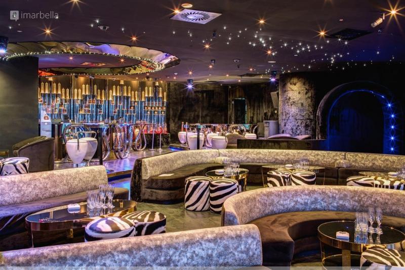 Luxurious Cavalli Club Opening in Puerto Banus