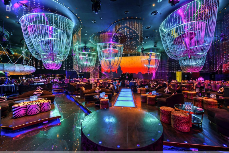 Luxurious Cavalli Club Opening in Puerto Banus