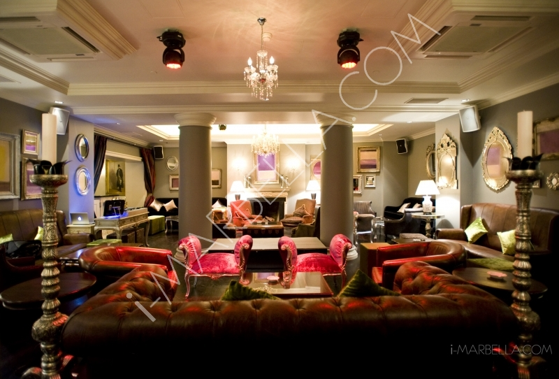 i-marbella On The New look Menu And Decor At The Suite In Riga
