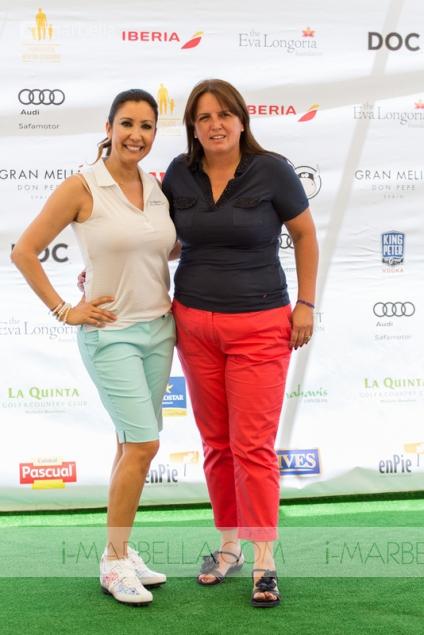 The Eva Longoria Global Gift Gala in Marbella on July 5, 2015