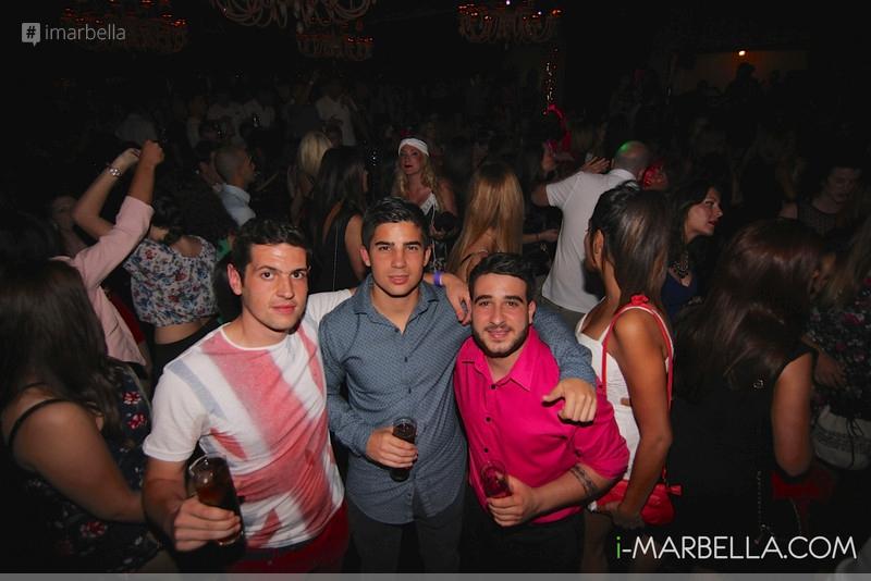 Прекрасный вечер в ночном клубе MalaVida