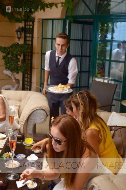 Alessandro della Morte's and Kimiko's Birthday Party @ Villa Moana