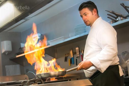 Meet Ladislao Comins, Chef at Les Cubes