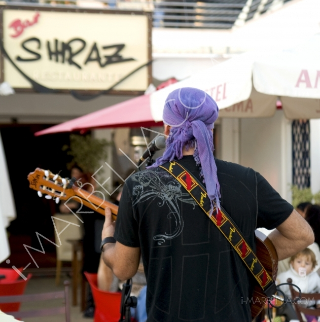 Summer sounds at Shiraz with Monty